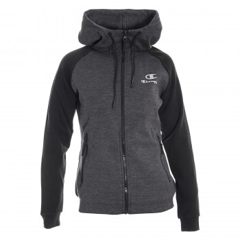 CHAMPION LADY TECH FULL ZIP HOODY