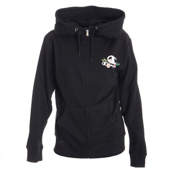 CHAMPION LADY FLOWER FULL ZIP HOODY