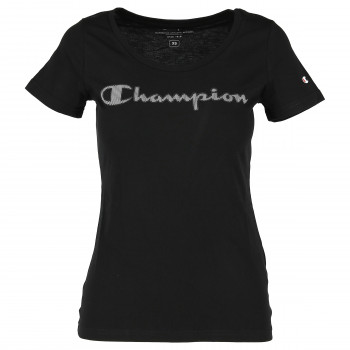 CHAMPION LADY PLAIN LOGO T-SHIRT