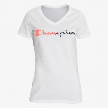 CHAMPION LADY ZEBRA LOGO T-SHIRT