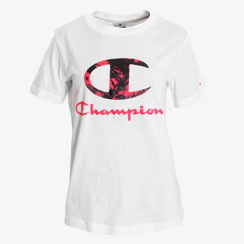 CHAMPION LADY PRINTED LOGO T-SHIRT