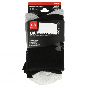 UNDER ARMOUR UA HEATGEAR TECH CREW 3PK