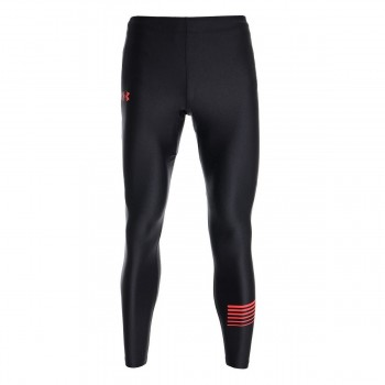 UNDER ARMOUR HEATGEAR RUN GRAPHIC TIGHT