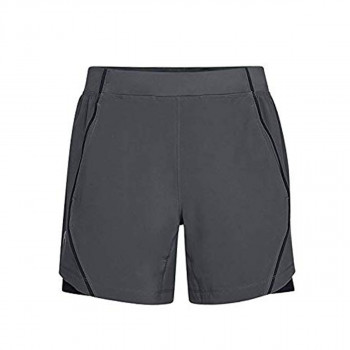 UNDER ARMOUR UA SPEEDPOCKET LINERLESS 6'' SHORT