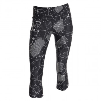UNDER ARMOUR Armour Fly Fast Prntd Capri
