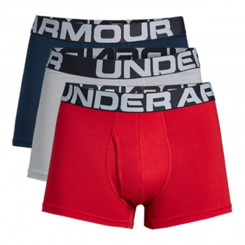 UNDER ARMOUR Charged Cotton 3in 3 Pack