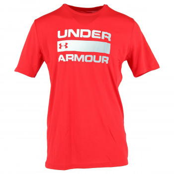 UNDER ARMOUR UA TEAM ISSUE WORDMARK SS
