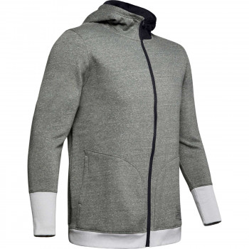 UNDER ARMOUR UA BASELINE FLEECE FZ HOOD