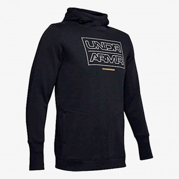UNDER ARMOUR UA BASELINE FLEECE PO HOOD