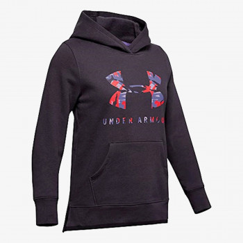 UNDER ARMOUR Rival Print Fill Logo Hoody