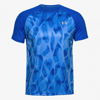 UNDER ARMOUR M UA Qualifier ISO-CHILL Printed Short S