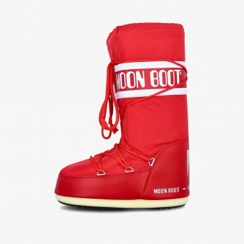 MOON BOOT MOON BOOT NYLON RED