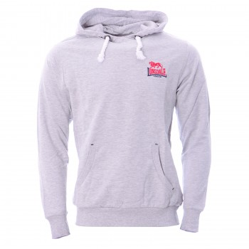 LONSDALE LONSDALE HOODY WITH KANGAROO POCKETS SNR