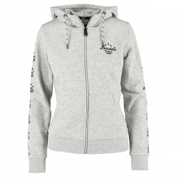 LONSDALE Lonsdale Ladies Full Zip Hoody