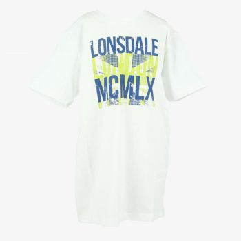 LONSDALE FLAG S19 TEE B