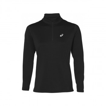 ASICS SILVER LS 1/2 ZIP WINTER TOP