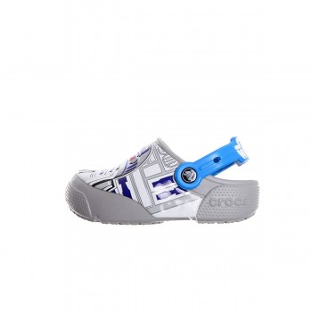 CROCS CROCS FUNLAB LIGHTS R2D2 204135
