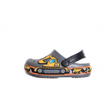 CROCS Kids' Crocband™ Fun Lab Graphic Clogs