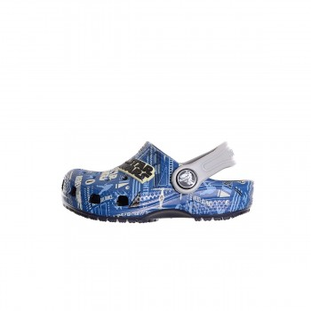 CROCS Kids' Classic Star Wars™ Graphic Clogs