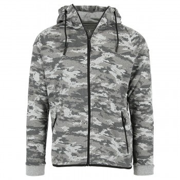 CHAMPION CAMO TECH FULL ZIP HOODY
