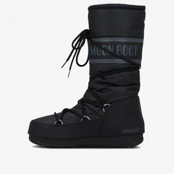 MOON BOOT MOON BOOT HIGH NYLON WP BLACK