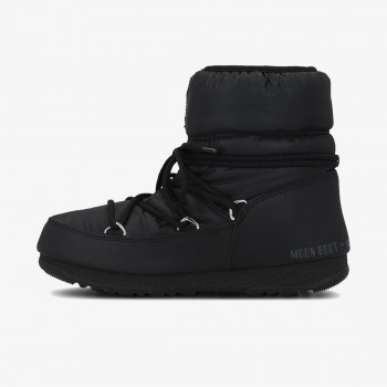 MOON BOOT MOON BOOT LOW NYLON WP 2 BLACK