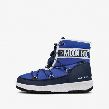 MOON BOOT MOON BOOT JR BOY MID WP ROYAL NAVY/BLUE