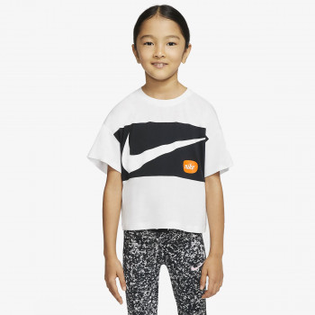 NIKE NKG NIKE GIRLS SWOOSH TOP