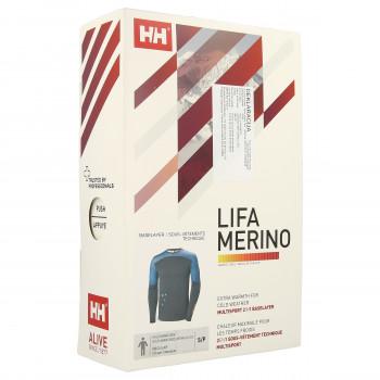 HELLY HANSEN HH LIFA MERINO CREW