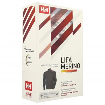 HELLY HANSEN HH LIFA MERINO 1/2 ZIP