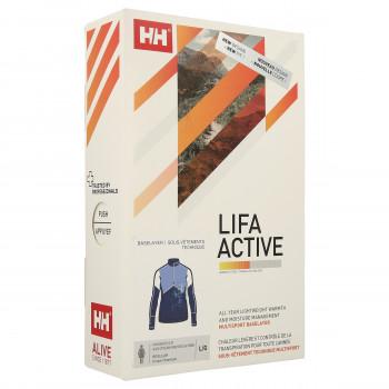 HELLY HANSEN W HH LIFA ACTIVE 1/2 ZIP