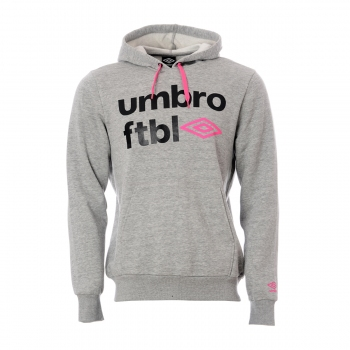 UMBRO GRAPHIC OH HOODED TOP