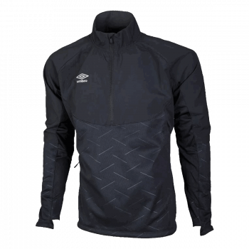 UMBRO ELITE TRAINING THERMAL HYBRID HALF ZIP T