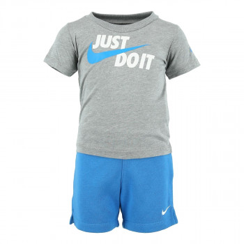 NIKE NKB JUST DO IT SS TEE SHORTSET