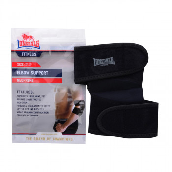 LONSDALE LONSDALE NEO ELBOW SUP00 BLACK -