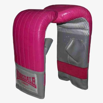 LONSDALE LONSDALE LEATHER MITTS