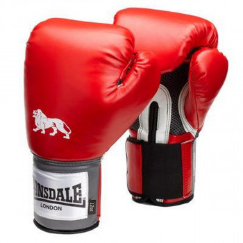 LONSDALE LONSDALE PRO TRAIN GLV RED 16OZ