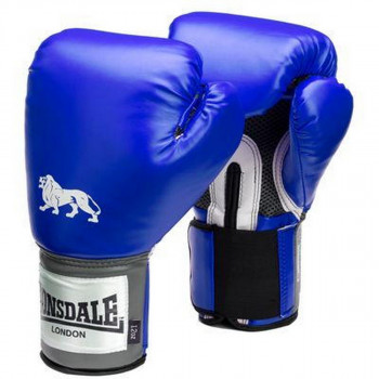 LONSDALE LONSDALE PRO TRAIN GLV BLUE 16OZ