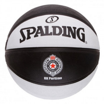 Košarkaška lopta Partizan