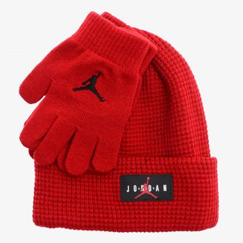 NIKE JAN JD JUMPMAN AIR BEANIE SET