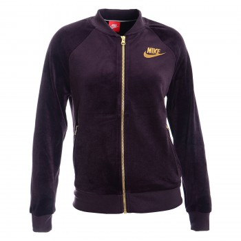 NIKE W NSW JKT VELOUR