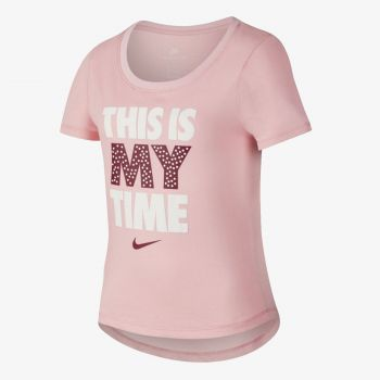 NIKE G NSW TEE THIS IS MY TIME