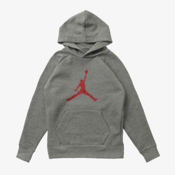 NIKE JDB JUMPMAN LOGO FLEECE PO