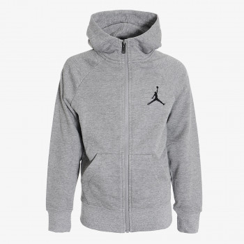 NIKE JDB JUMPMAN LOGO FT FULL ZIP