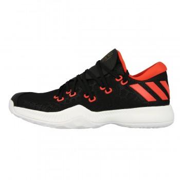 adidas Harden B/E CBLACK/FTWWHT/HIRERE