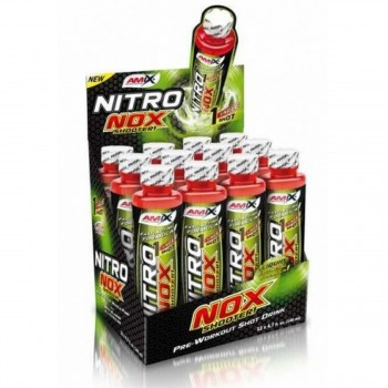 AMIX NITRONOX SHOOTER 140ML LIMUN