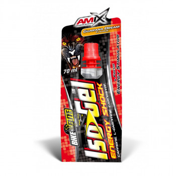 AMIX Iso Gel Energy Shock 70ml guarana