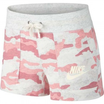 NIKE W NSW GYM VNTG SHORT CAMO