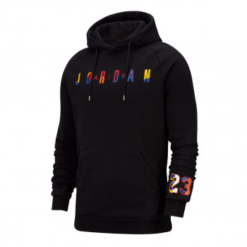 NIKE M J SPRT DNA HBR FLEECE PO