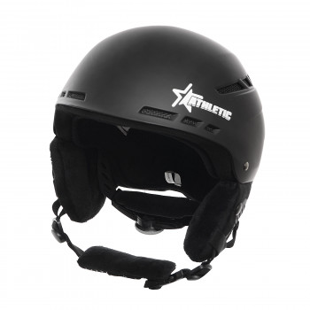 Atletic Kaciga Helmet93 Black